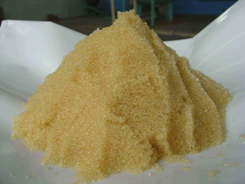 food grade TC007FG strong acid cation ion exchange resin