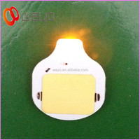 Single Yellow color flashing light IC/lighting control ic mini led light