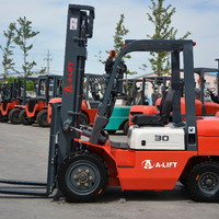 New 3 Ton Disel Forklift With