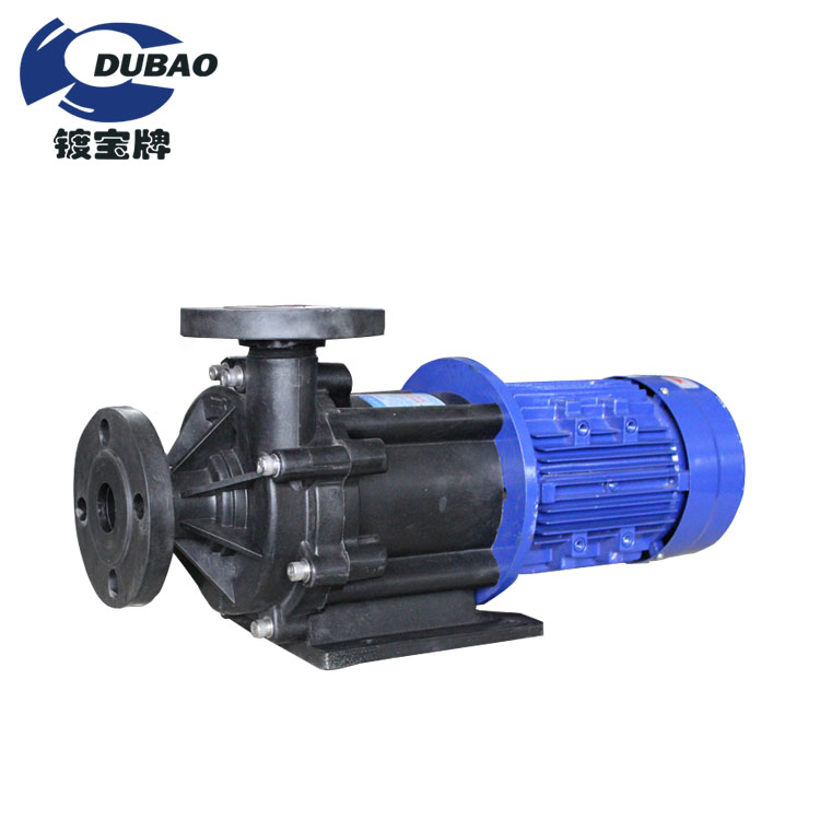 High Efficient Precise Acid Resistant Chemical Centrifugal Pump