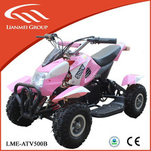 electric atv / quad bike with CE certificate (LME-ATV500B)