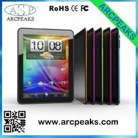 cortex a9 android 8 inch tablet