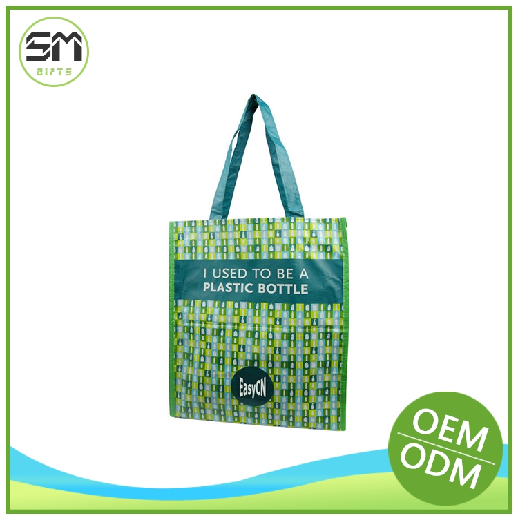 Top level new design advertising rpet bags