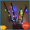 100 leds 8color Wedding Party Decorative Christmas solar string light, solar led string light, string light