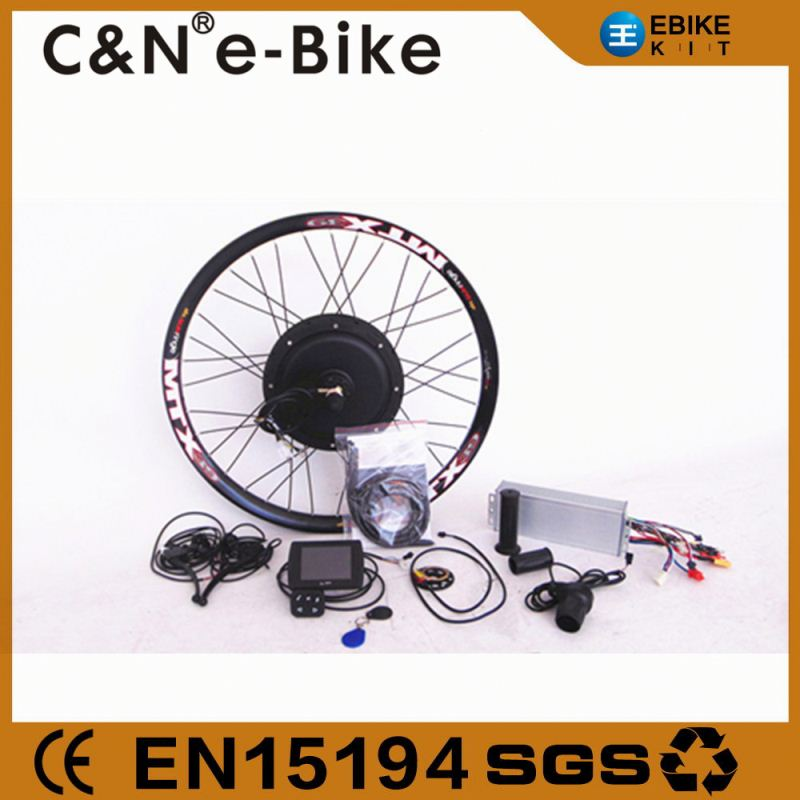 2016 Best Selling Electric Bicycles kit For Sale with the TFT display