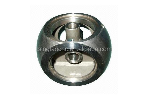 cnc machining investment casting for hotel products