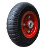 china wholesale rubber wheel for beach trolley cart and kids wagon 2.50-4