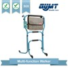 Health Medical Supplies Aluminum Folding Rollator