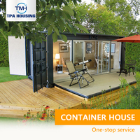 40Ft Sea Container House Floor Plans Malaysia Flat Pack New Design Modified Residential Marine Container House
