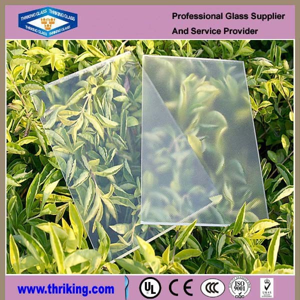 Thriking High quality low iron ultra clear float glass with factory price