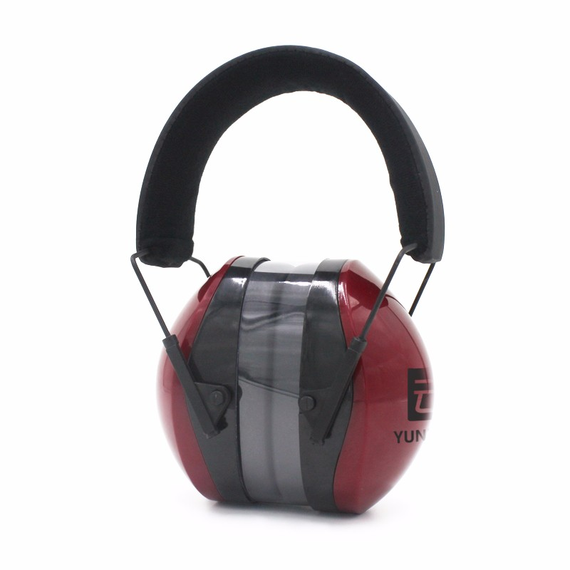 Custom Hearing Protection Folding Ear Muffs Safety