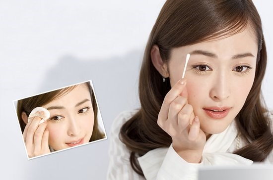 100 pcs Japan standard black paper stick ear cotton buds cotton swabs in PP box Item