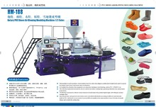 PVC Air Blowing Shoe Soles Machine
