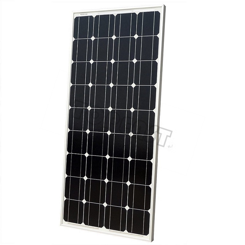 100W Solar Panel Monocrystalline Photovoltaic PV Solar Module 12V Battery Charging