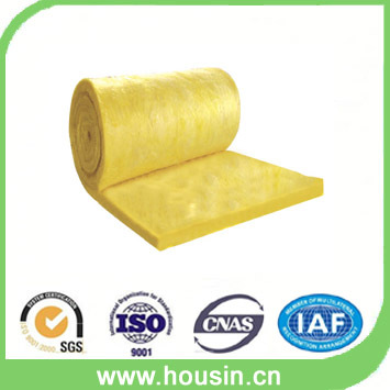 glass wool fireproof building material with alum.foil face
