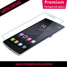 crystal clear tempered glass super hardness screen protector for oneplus two 2