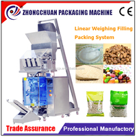 Nitrogen Flushing Inflatable Automatic Sealing Filling Packing Machine