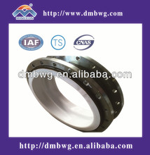 Supply flange rubber expansion joints concrete