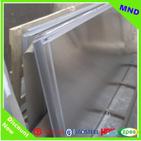 AISI ASTM 420 2B Surface Stainless Steel Metal Plate/Sheet