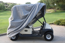 new products 2017 golf cart rain cover golf cart with rain cover