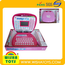 High Quality Polish educational learning machine toys laptop computer