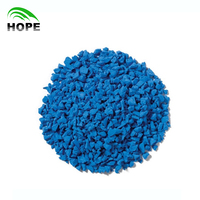 Wholesale High Quality Clean Sbr Black Rubber Granules For Running Track