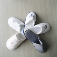 Hot sales in dubai oem washable hotel slippers high class hotel slippers