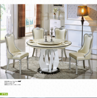 Modern Chinese round dining table wholesale set