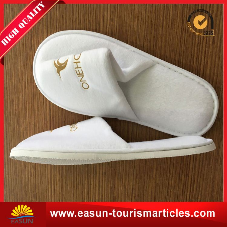 free sample airplane slippers for adults disposable slippers for wedding massage slippers