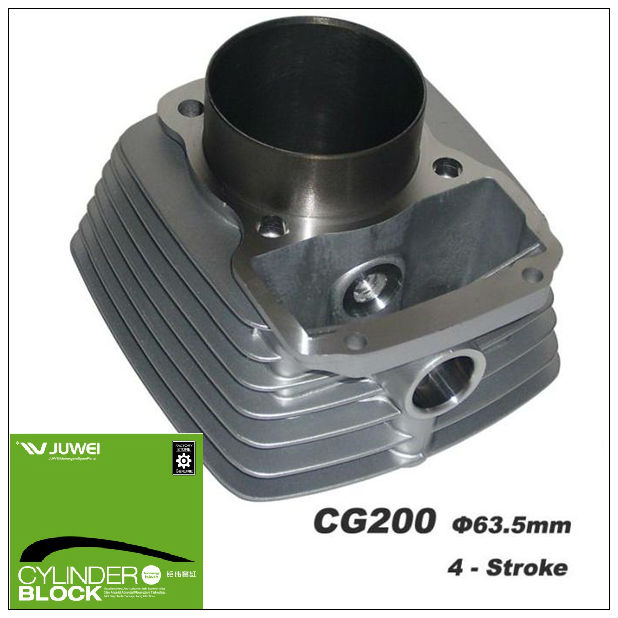 High quality motorcycle parts cylinder 200cc