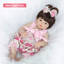 pupular hotsale reborn baby girl doll victoria by SHEILA MICHAEL so truly real collection Christmas Gift