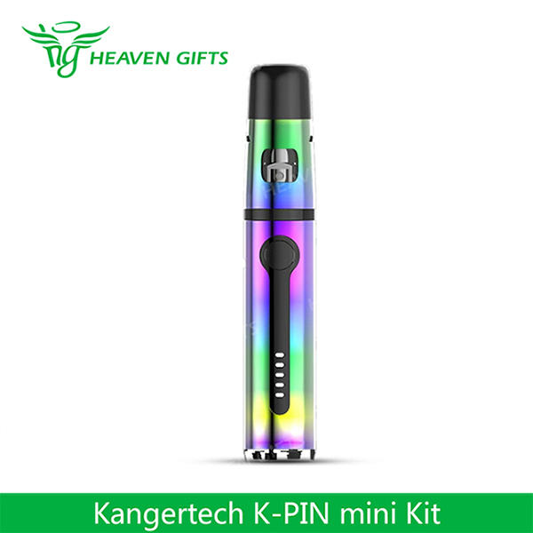 2018 trending products Kanger 2ml Cigarette Vape Pen 1500mAh Kangertech K PIN Mini