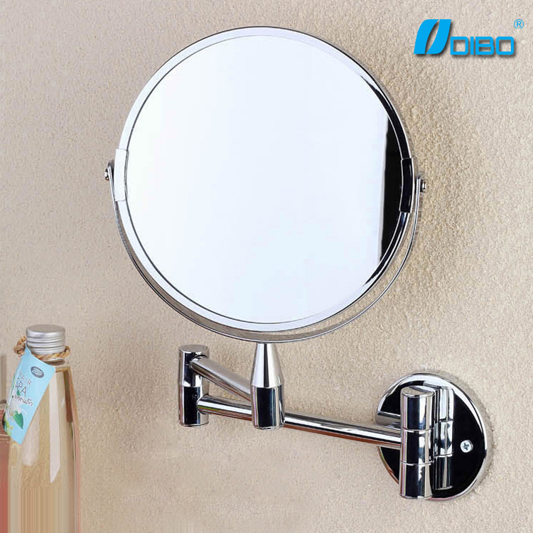 360 Degree double sided durable LED makeup mirror