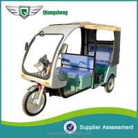 Factory Supply Elegant Six Seated Electric threewheeler for Sale
