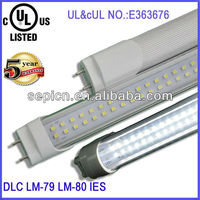 dimmable led bulb ul 5 years warranty tube light 2ft 4ft 10w 18w high quality Universal Voltage:100v~130v AC input