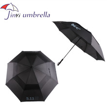JINYI windproof double layer golf umbrella payung