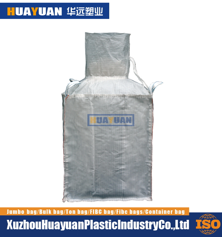 High tensile Nice looking fibc mesh big bag for firewood