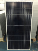 150W POLYCRYSTALLINE SOLAR PANEL PRICE PER WATT