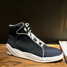 Wholesale High Neck Custom Private Logo Sneaker Man