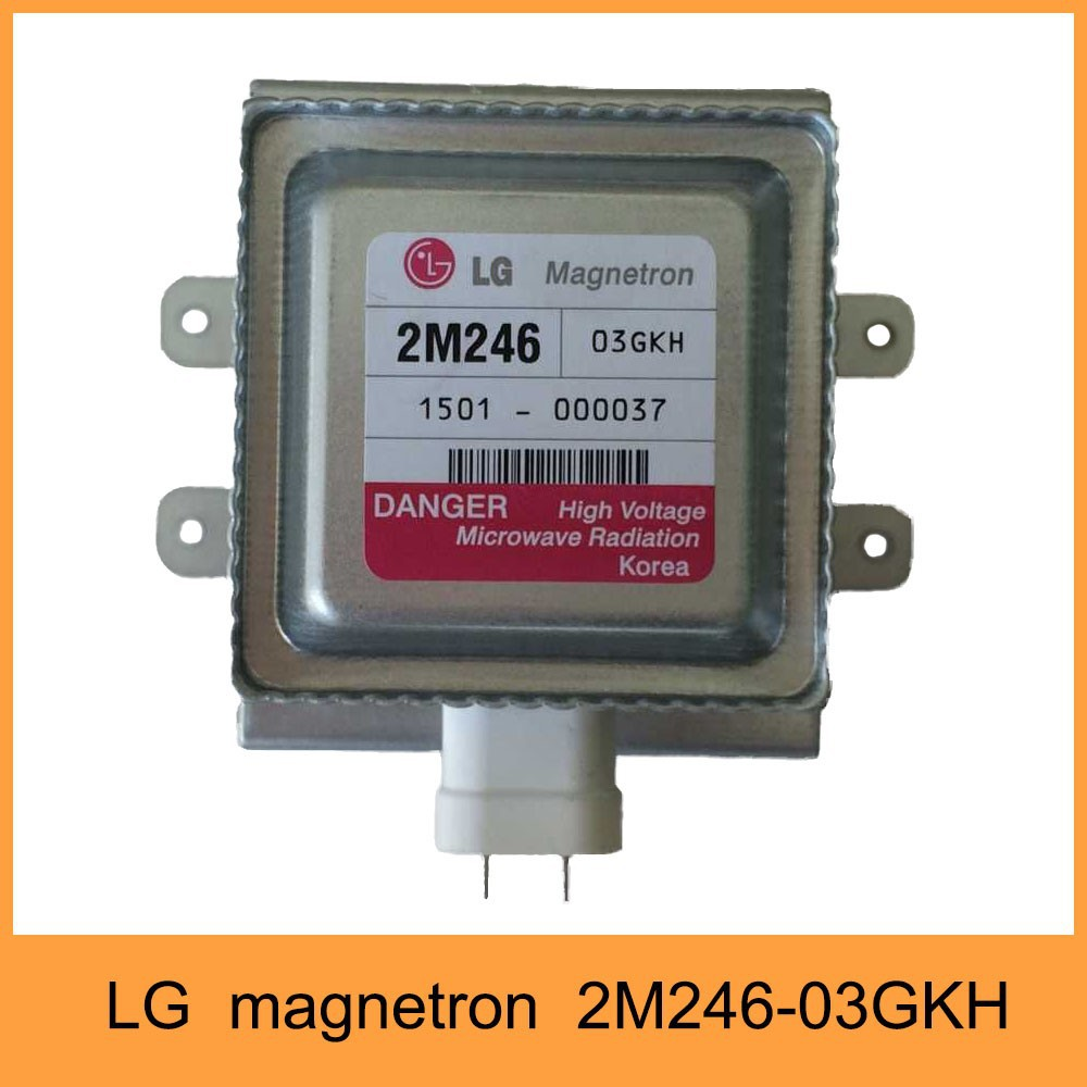 The supply of 2M246 LG water-cooled magnetron 03gkh magnetron