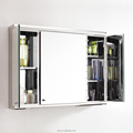Huge Space Stainless Steel Bathroom Mirror Cabinet 7039