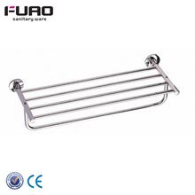 FUAO Structural disabilities glass shower door towel bars