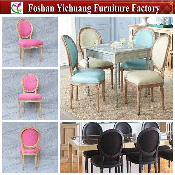 Factory direct selling dining room set antique dining chairs for sale YC-D184
