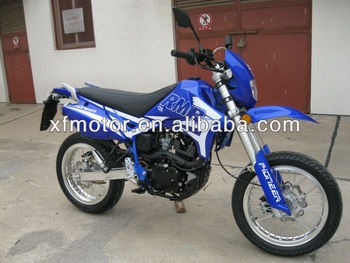 125cc 200cc super motor cross motorcycle/enduro/dirt bike/racing/sports motorcycle with EEC