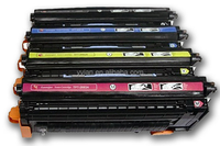 compatible color toner cartridge Q2681A Q2682A Q2683A used with HP Color LaserJet 3700/3750