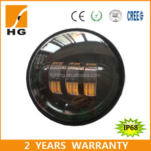 motorcycle accessories harley 4.5inch 30w foglight for Harley accessories HG-W02