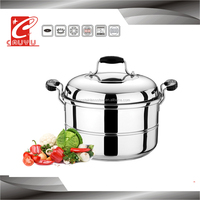 new products for 2015 steamed bun steamer for cookware 304
