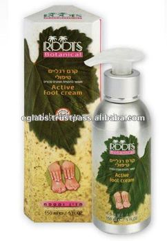 Natural Herbal Foot Cream for Sale