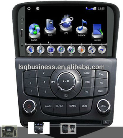 Car GPS/car camera/car stereo for Chevrolet cruze,ST-8635