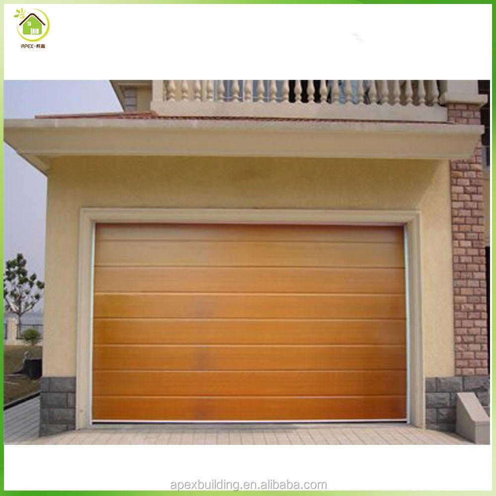 Automatic Trendy Solid Teak Wood Garage Doors Buy Automatic Solid